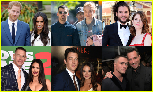 Celebrity Engagements in 2017 - See Who Got Engaged!