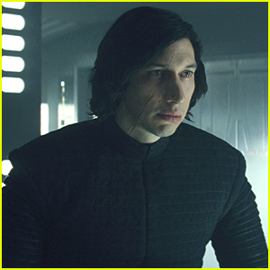 Adam Driver Had No Problem Going Shirtless in 'The Last Jedi'