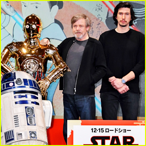 Adam Driver Wants To Be 'Surprised' By Future 'Star Wars' Episodes!