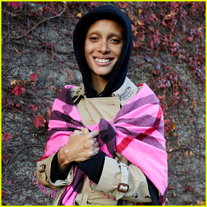 Adwoa Aboah Stars in New Portfolio of Images for Burberry