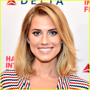 Allison Williams is Back to Her Brunette Hair - See the Photo!