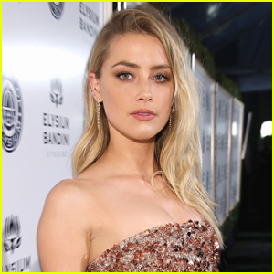 Amber Heard Responds to JK Rowling & Warner Bros Defending Johnny Depp's 'Fantastic Beasts' Role