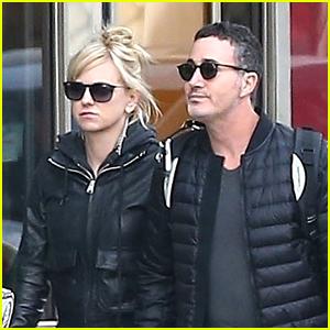 Anna Faris & Boyfriend Michael Barrett Spend the Afternoon Shopping!