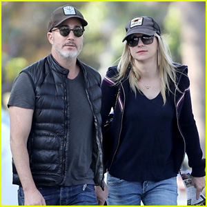 Anna Faris & New Boyfriend Michael Bennett Go House Hunting!