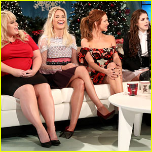 Anna Kendrick Borrowed Anna Camp's Bra Off Her Back for 'Ellen' Appearance (Video)