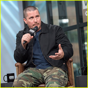 Christian Bale Says American Culture Will Be Richer When It Isn't All 'White Dudes' Running Things