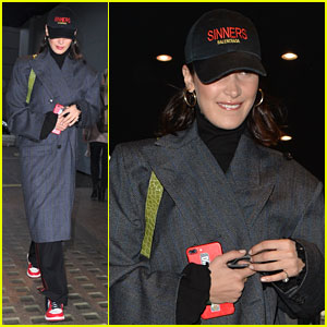 Bella Hadid Is A Sinner While Out In London
