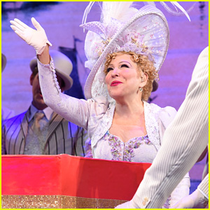 Bette Midler Celebrates 72nd Birthday On Stage at 'Hello, Dolly'