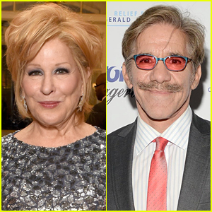Geraldo Rivera Apologizes to Bette Midler, Says He Remembers Things Differently