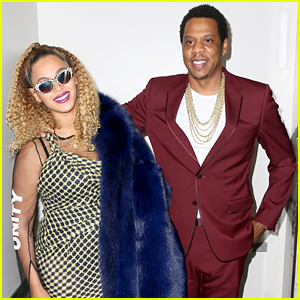 Beyonce Channels Vintage Hollywood Glamour While Celebrating Jay Z's 48th Birthday