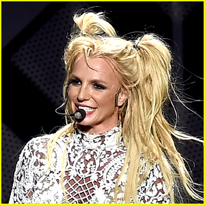 Britney Spears Writes Message Before Final Vegas Show on New Year's Eve 2018