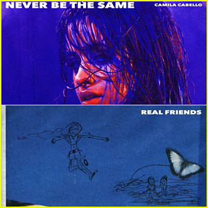 Camila Cabello: 'Never Be the Same' & 'Real Friends' - Stream, Lyrics & Download!
