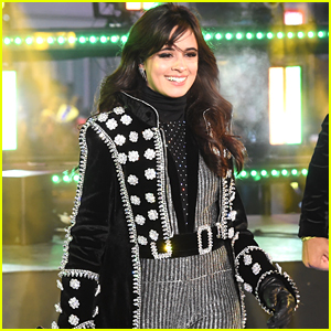 Camila Cabello Performs 'Havana' Live on New Year's Eve 2018!