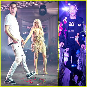 Cardi B, G-Eazy, Diplo & More Party at Tidal X: Moschino Event at Art Basel!