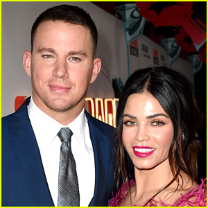 Channing Tatum, Jenna Dewan-Tatum & Their Daughter Everly Show Off Their Matching Christmas PJs!