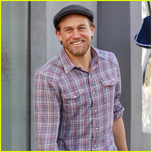 Charlie Hunnam's Mega-Watt Smile Will Brighten Up Your Day!