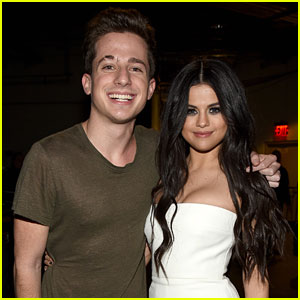 Selena Gomez & Charlie Puth Once Worked Together in a Closet