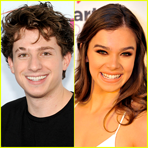 Charlie Puth Announces Summer 2018 Tour with Hailee Steinfeld!