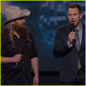 Chris Pratt & Chris Stapleton Duet '(I've Had) The Time of My Life' - Watch Now!