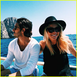 The Originals' Claire Holt Is Engaged to Andrew Joblon