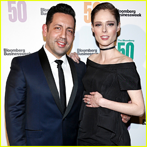Coco Rocha Expecting Second Child With Husband James Conran - See Her Baby Bump!
