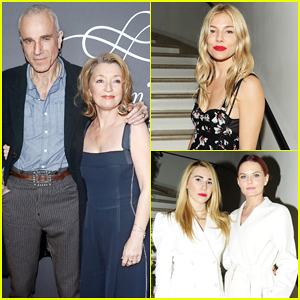 Daniel Day-Lewis' Gets Star-Studded Support at Final Film NYC Premiere 'Phantom Thread'