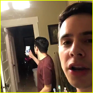 David Archuleta Recreates Viral 'Sing All the Parts' Video - Watch Now!