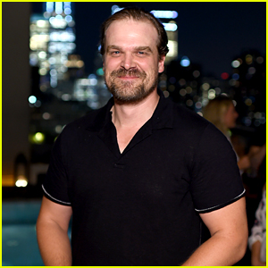 Stranger Things' David Harbour Talks Embracing His 'Dad Bod'