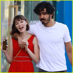 Dev Patel Couples Up With Girlfriend Tilda Cobham-Hervey in LA