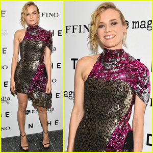Diane Kruger Brings 'In The Fade' to MOMA in NYC!