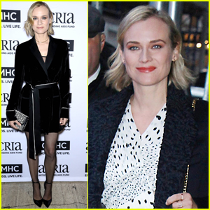 Diane Kruger Reveals She Left an Audition Because of Director's Disrepect (Video)