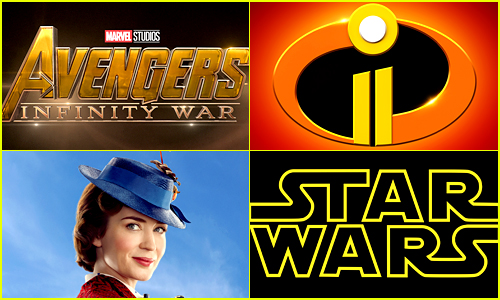 Disney's Film Slate for 2018, 2019, & Beyond is So Exciting!