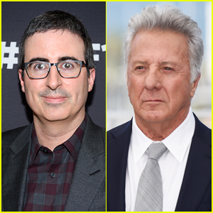 John Oliver Speaks Out About Confronting Dustin Hoffman Over Sexual Harassment