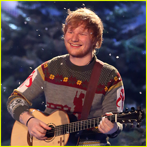 Ed Sheeran Already Has a James Bond Theme Written 'Just In Case'!