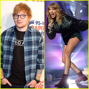 Ed Sheeran Closes Out Capital FM Jingle Bell Ball 2017!