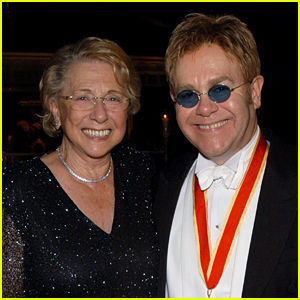 Elton John's Mother Sheila Passes Away, He Announces on Twitter