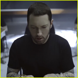 Eminem Debuts 'Walk on Water' Music Video - Watch Now!