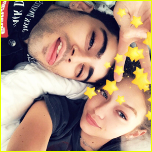Gigi Hadid & Zayn Malik Share Their 2017 Memories!