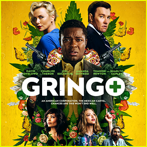 David Oyelowo & Charlize Theron Co-Star in 'Gringo' - Watch the Trailer!