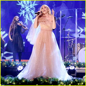 Gwen Stefani Performs 'Last Christmas' on 'The Tonight Show' - Watch Here!