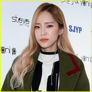 K-Pop Rapper Heize Collapses After Performing, Rushed to Hospital