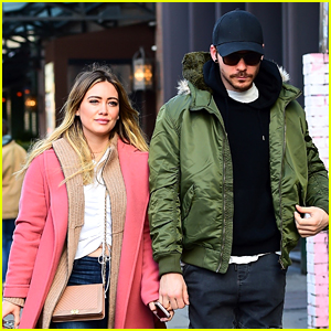 Hilary Duff & Matthew Koma Spend Time Together in NYC!