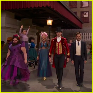 Hugh Jackman Performs 'The Greatest Showman' Live Movie Commercial With Zac Efron, Zendaya & Keala Settle - Watch!