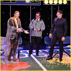 James Franco & Jimmy Fallon Compete In 'Cooler Heads' on 'Tonight Show' - Watch Here!