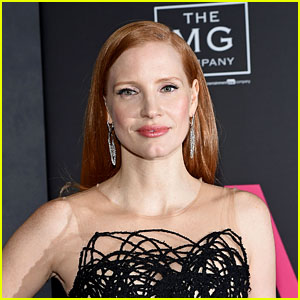 Jessica Chastain Admits Appearing in All-White Actress Photo Shoot Is 'A Sad Look'