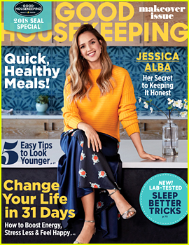 Jessica Alba Shares Her Secret to Success