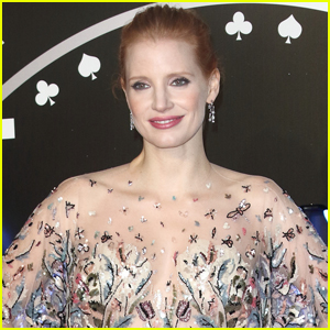 Jessica Chastain Was Surprised By Her Golden Globe Nomination!