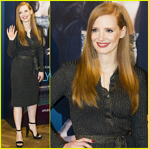 Jessica Chastain Says There Needs To Be More of a Balance of Men & Women In Charge On Film Sets