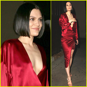 Jessie J Goes Sexy for Night Out in Los Angeles