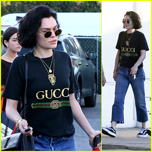 Jessie J Goes on a Shopping Spree in Los Angeles!